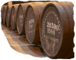 Scotch Malt Whisky Barrels