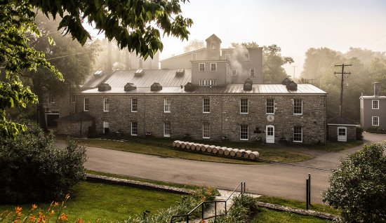 Woodford Reserve Distillery in Versailles, Kentucky