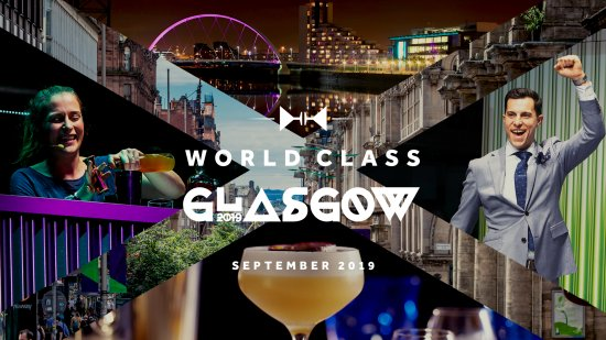 World Class 2019 Bartending Global Final Coming To Glasgow
