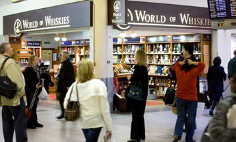 World of Whiskies Travel Retail & Duty Free Shop