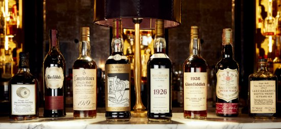 World's Largest Private Whisky Collection